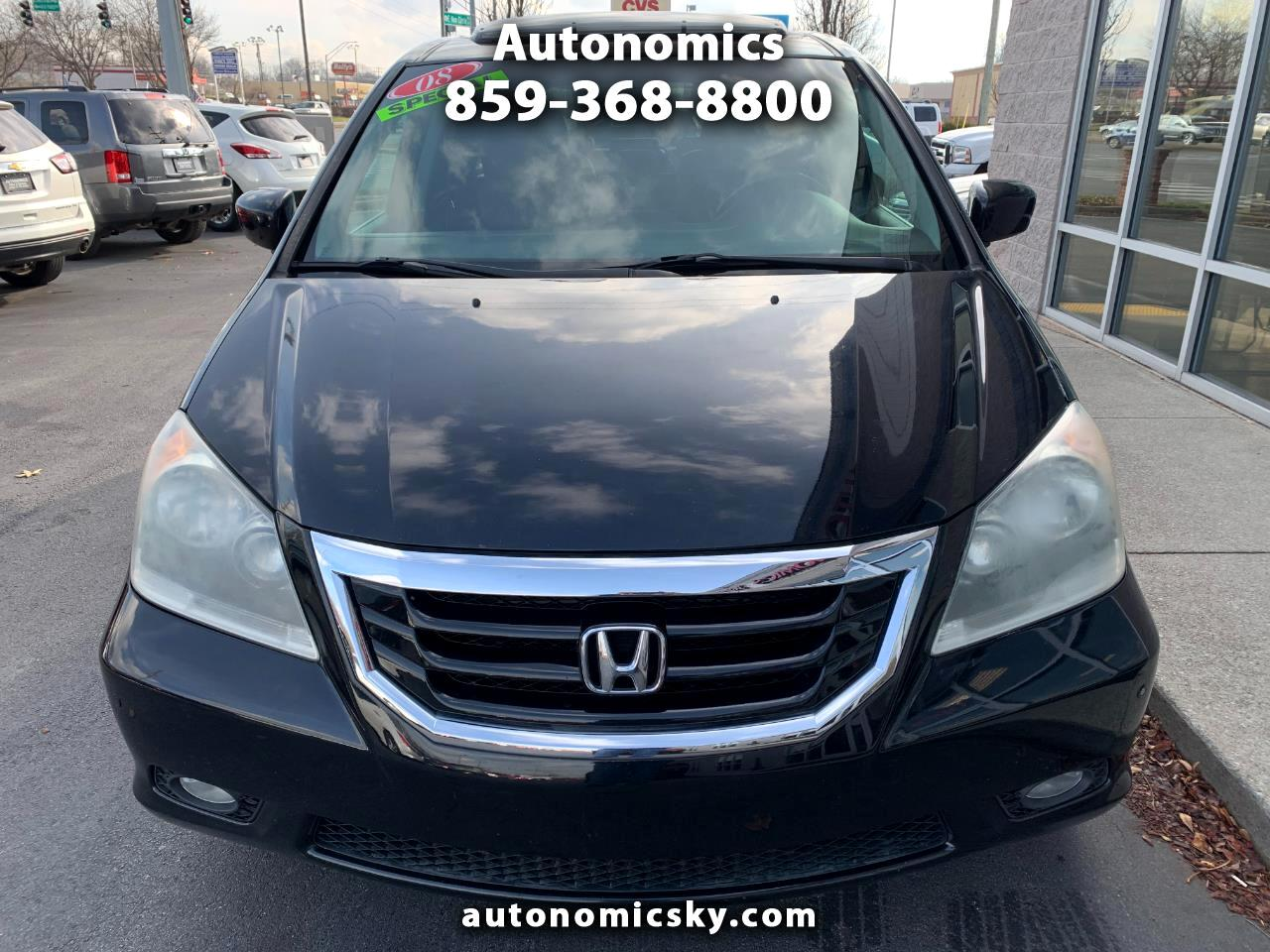 Honda Odyssey 5dr Touring w/PAX 2008