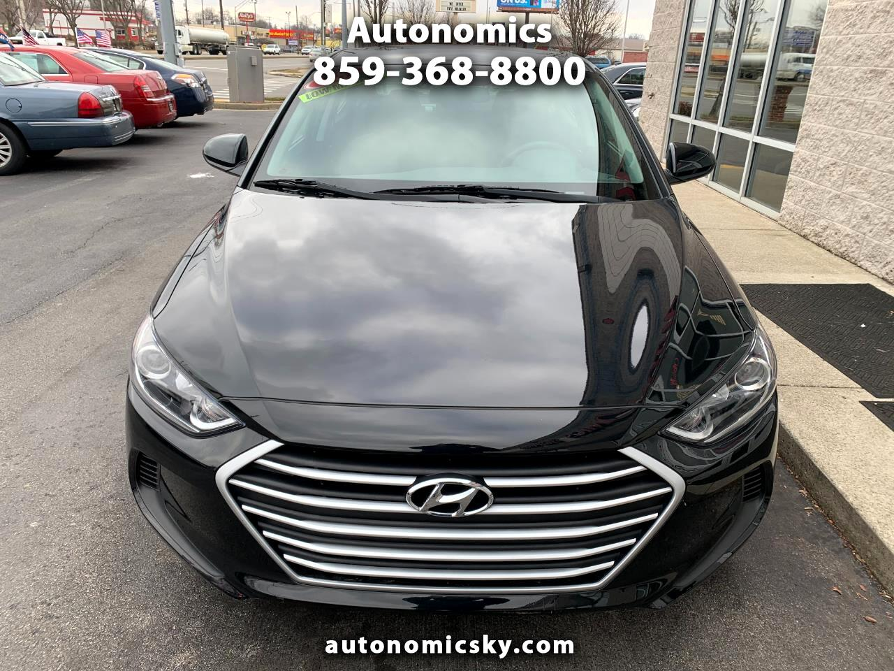 Hyundai Elantra SE 2.0L Auto (Alabama) 2018