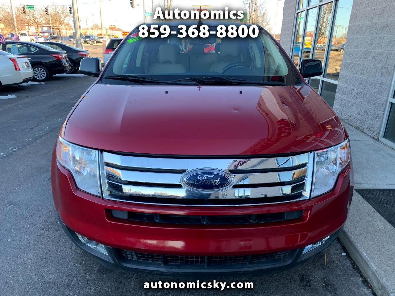 Ford Edge 4dr SEL AWD 2008