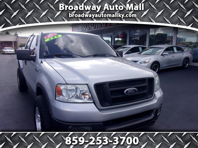 2005 Ford F-150 FX4 SuperCab Flareside 4WD