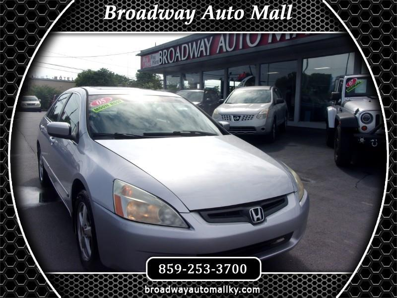 Honda Accord EX Sedan AT 2005