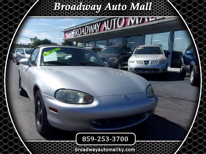 Mazda MX-5 Miata Base 1999