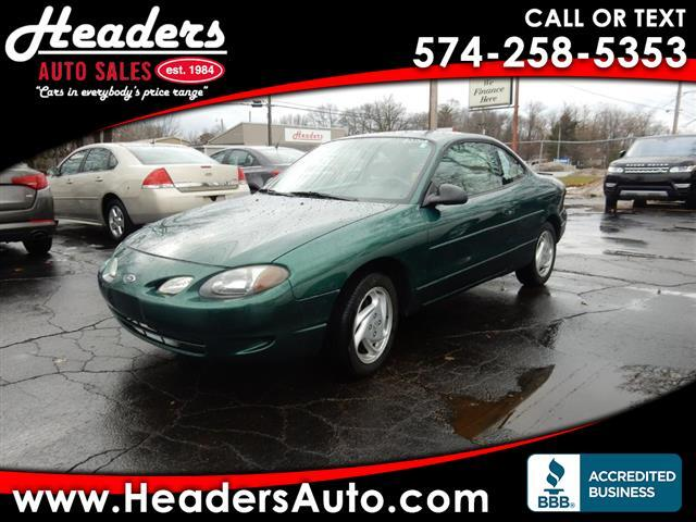 2001 Ford ZX2 Coupe