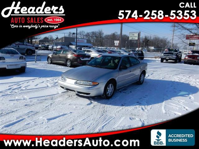 Oldsmobile Alero GL1 Sedan 2004