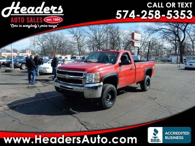 2008 Chevrolet Silverado 2500HD LT1 Long Box 4WD
