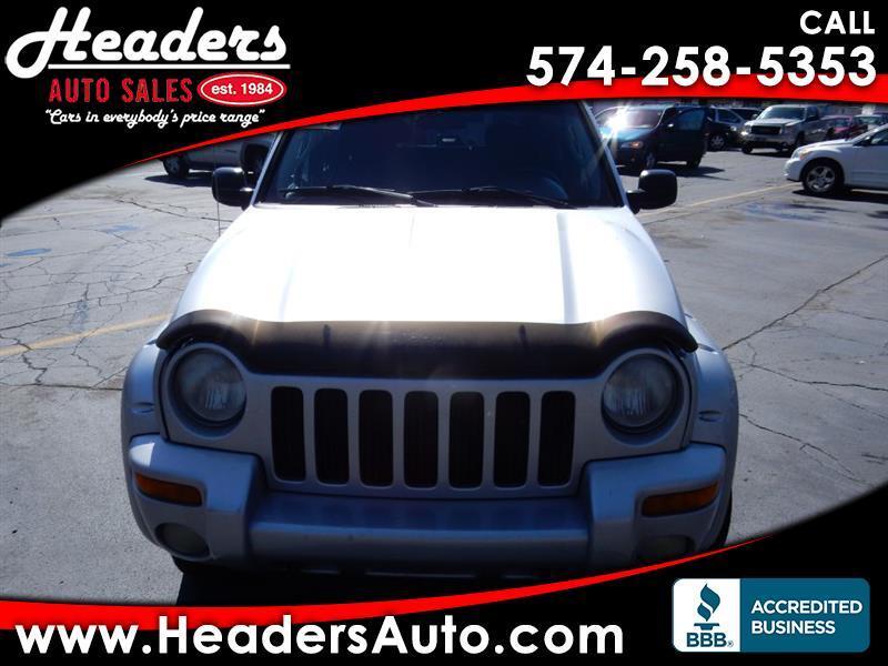 Jeep Liberty Renegade 4WD 2004