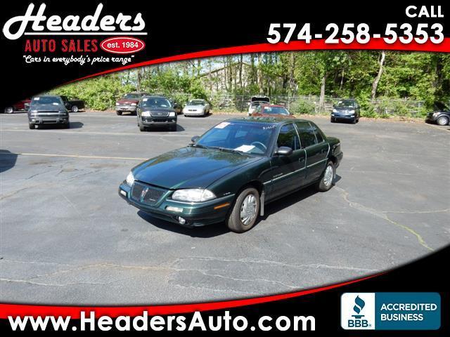 1995 Pontiac Grand Am SE Sedan