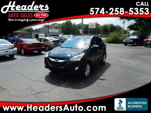 2012 Hyundai Tucson GLS AWD