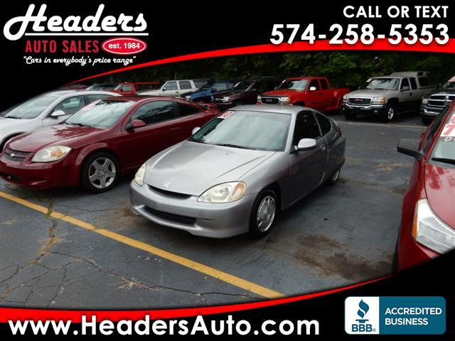 2000 Honda Insight Hatchback
