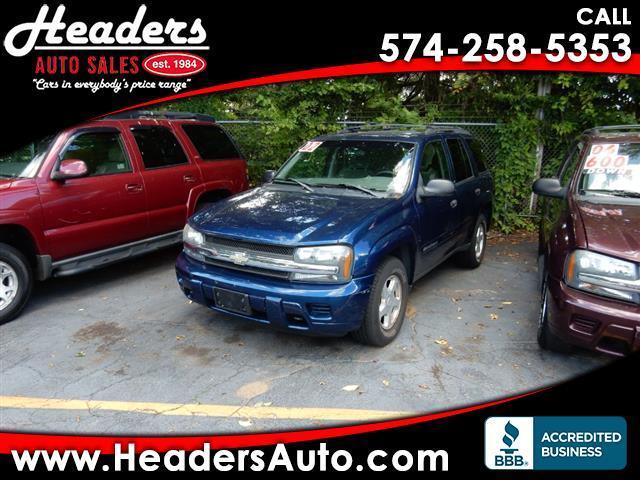 2002 Chevrolet TrailBlazer LS 4WD
