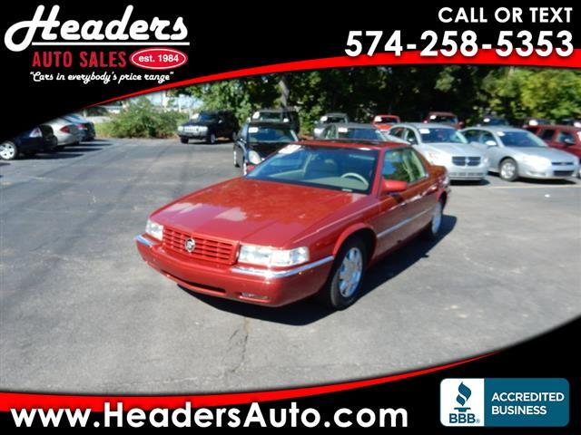1997 Cadillac Eldorado Touring Coupe