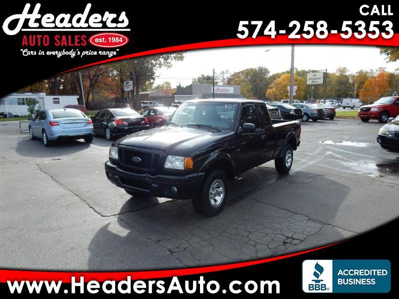 2005 Ford Ranger XL SuperCab 2WD