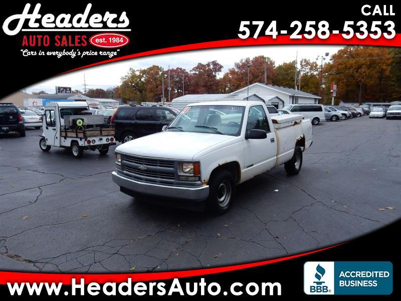 1998 Chevrolet C/K 1500 Reg. Cab 6.5-ft. bed 2WD