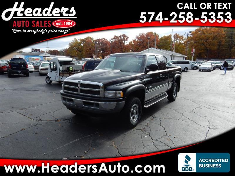 1999 Dodge Ram 1500 Club Cab Short Bed 4WD