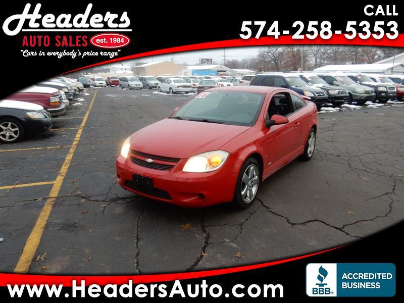 2006 Chevrolet Cobalt SS Coupe