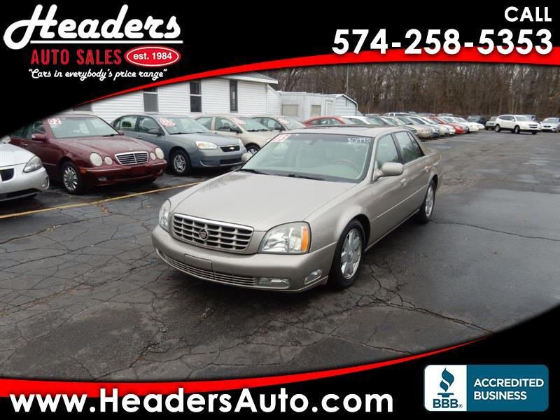 2003 Cadillac DeVille DTS