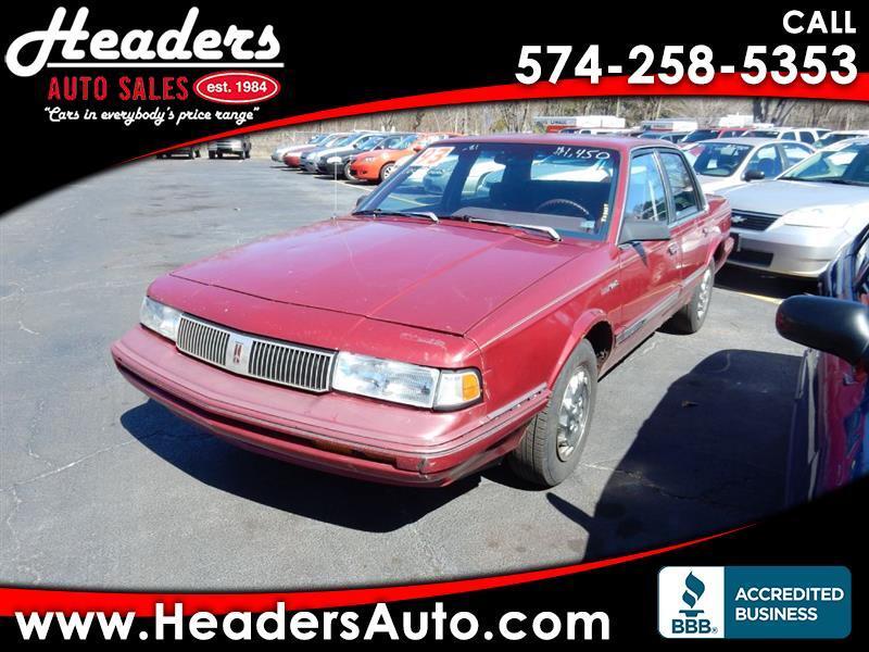 Used 1993 Oldsmobile Cutlass Ciera In Mishawaka In Near 46545