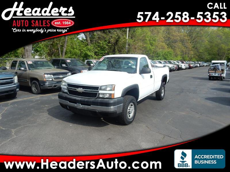 2007 Chevrolet Silverado Classic 2500HD LS Long Box 2WD