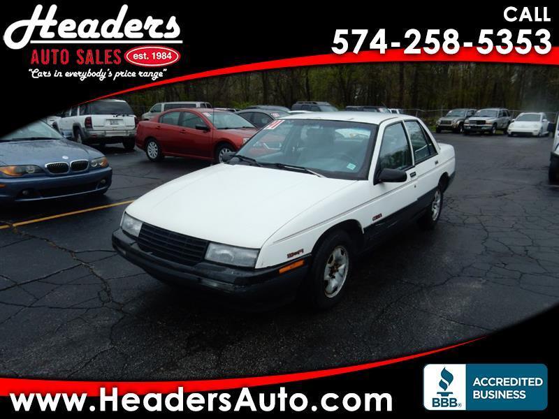 1991 Chevrolet Corsica LT notchback