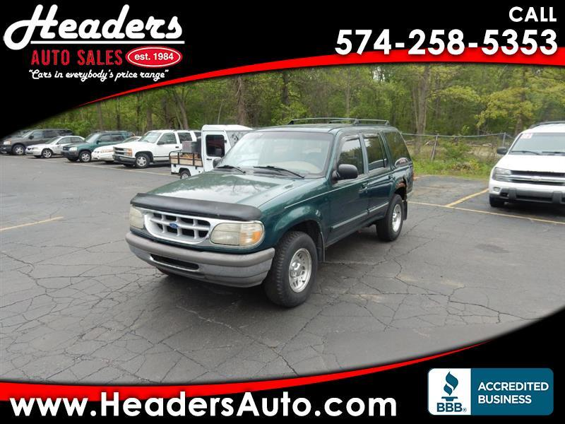 1995 Ford Explorer Limited 4WD