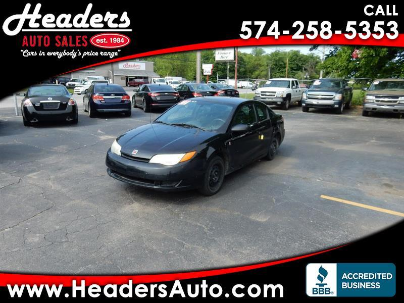 2007 Saturn ION 2 Quad Coupe Automatic