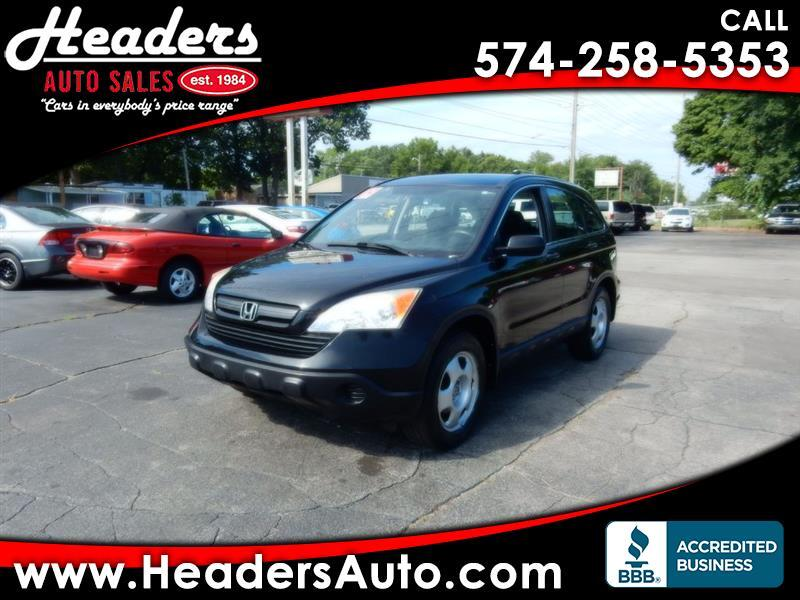 2009 Honda CR-V LX 4WD 5-Speed AT