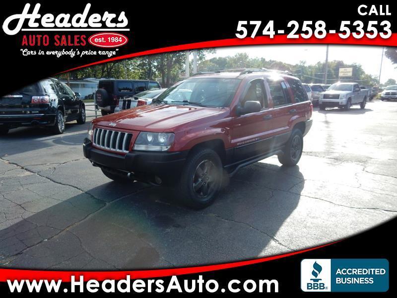 Jeep Grand Cherokee Laredo 4WD 2004