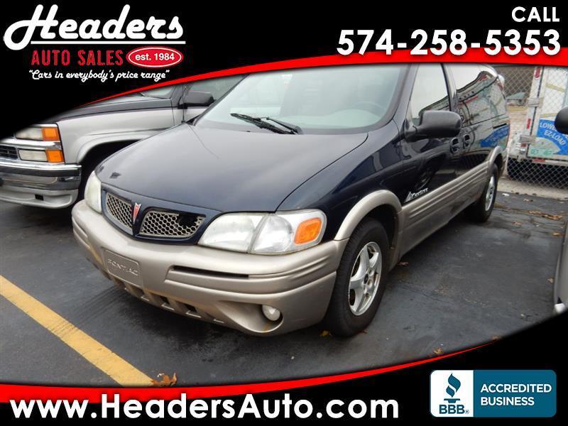 Pontiac Montana 1SA Extended 2005