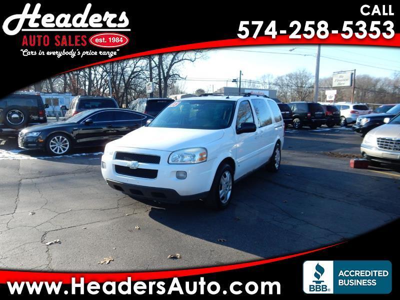 Chevrolet Uplander LT Ext. 1LT 2008