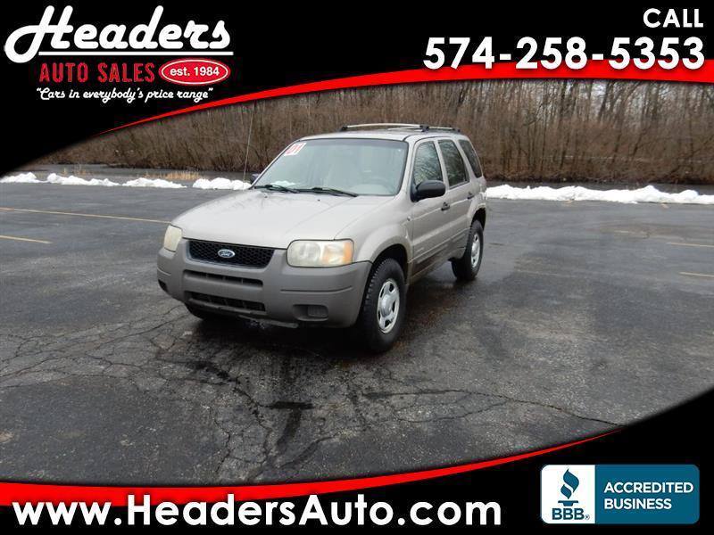 Ford Escape XLS 4WD 2001