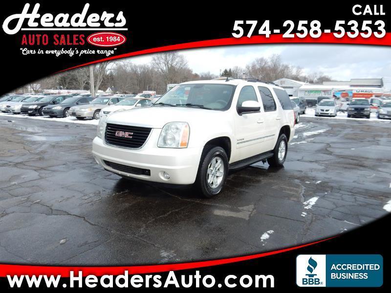 GMC Yukon SLT1 4WD 2011