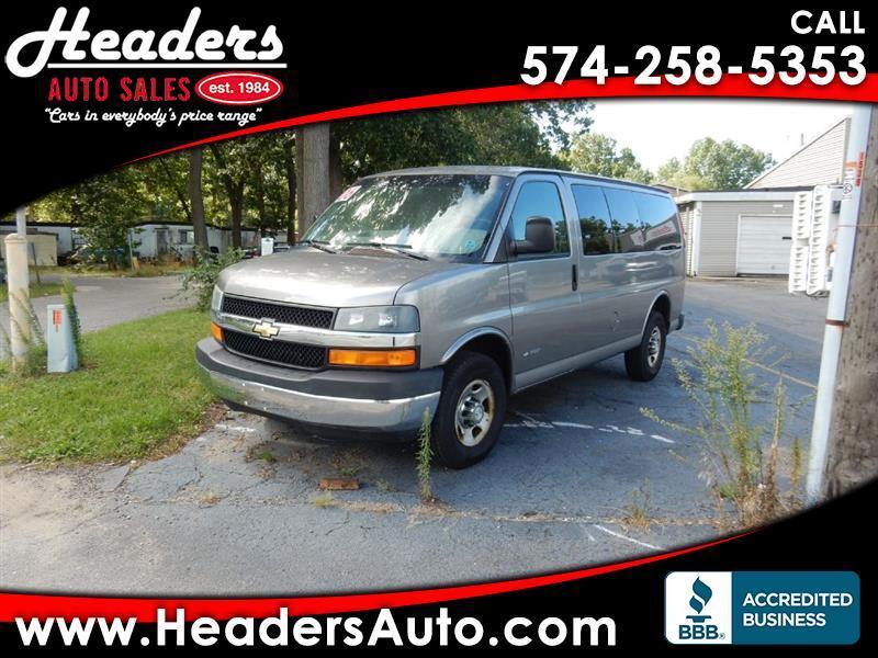 Chevrolet Express 3500 2006