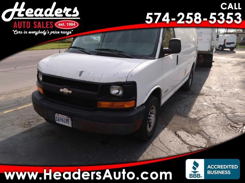 Chevrolet Express 2500 Cargo 2005