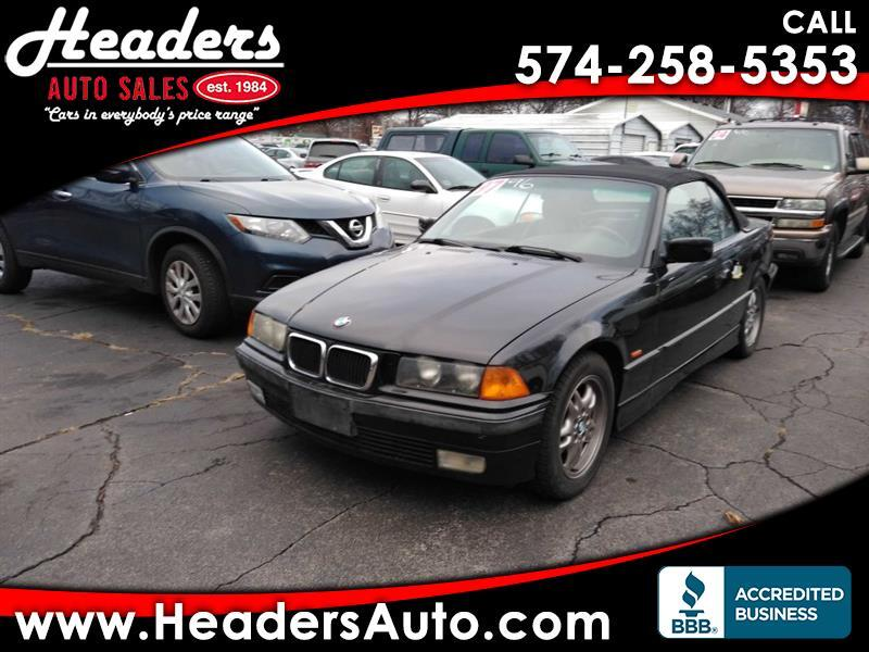 BMW 3-Series 328iC 1997