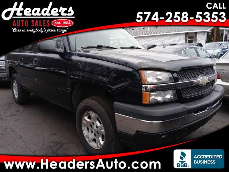 Chevrolet Avalanche 1500 4WD 2006