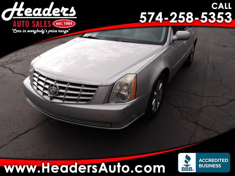 Cadillac DTS Luxury 2010