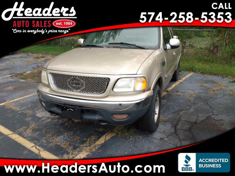 Ford F-150 WS SuperCab Long Bed 4WD 1999