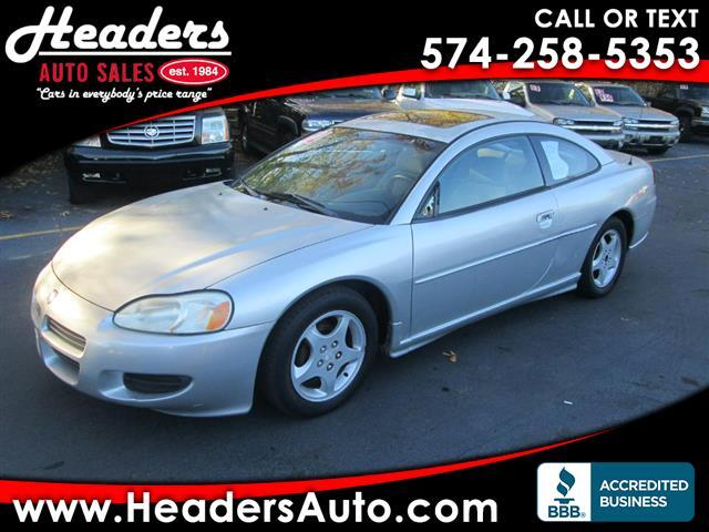 2002 Dodge Stratus Coupe SE