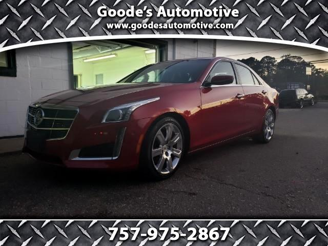 2014 Cadillac CTS 3.6L Premium AWD