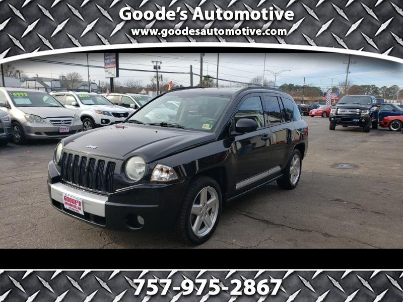 2009 Jeep Compass Limited FWD