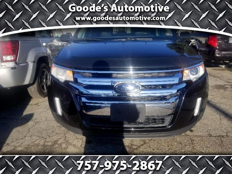 Ford Edge EcoBoost EcoBoost 2014