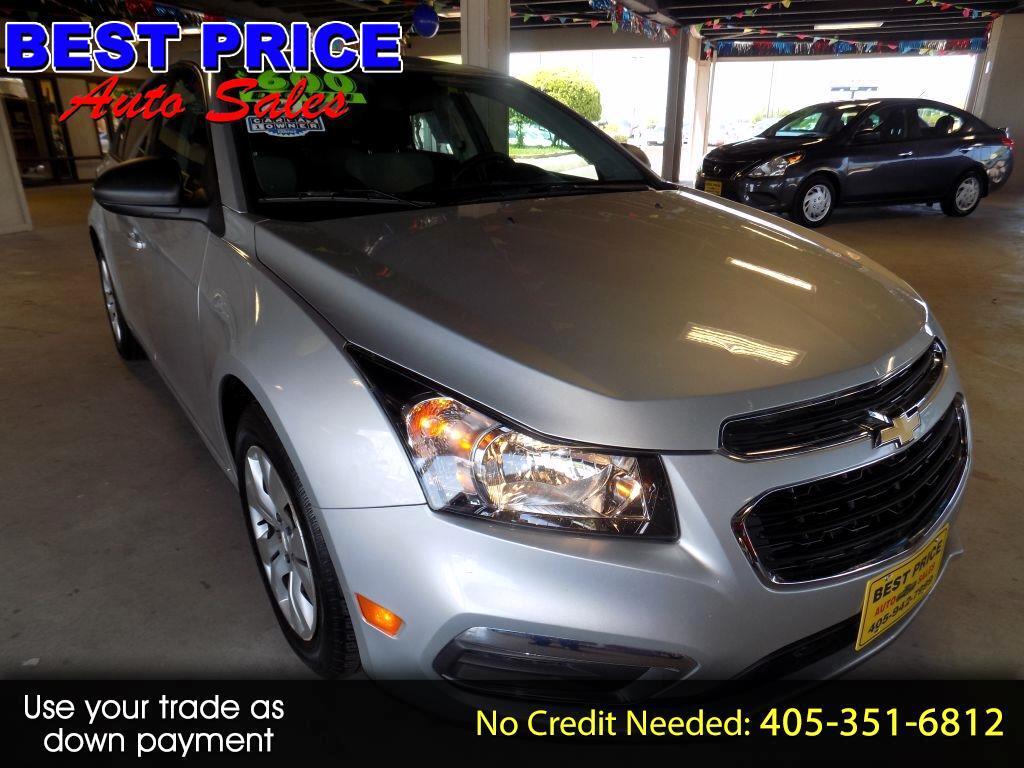 2015 Chevrolet Cruze LS Auto