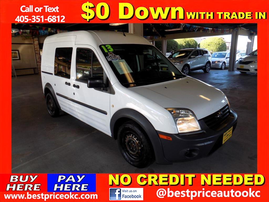 2013 Ford Transit Connect XL