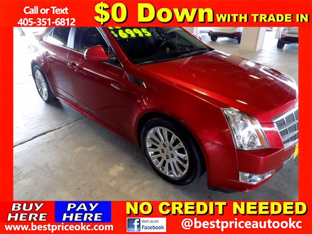 Cadillac CTS 3.6L Performance 2010