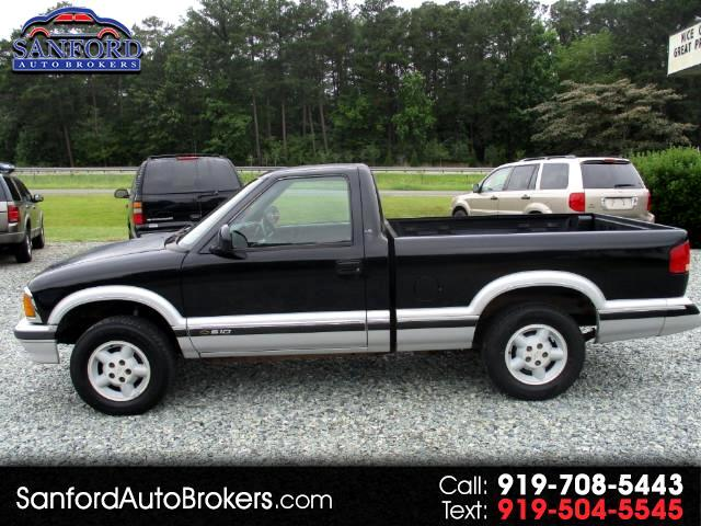 1996 Chevrolet S10 Pickup Reg. Cab Short Bed 4WD