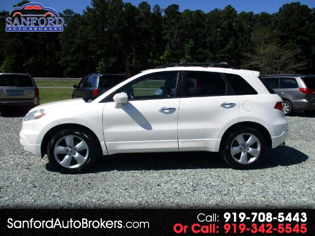 2009 Acura RDX 5-Spd AT SH-AWD