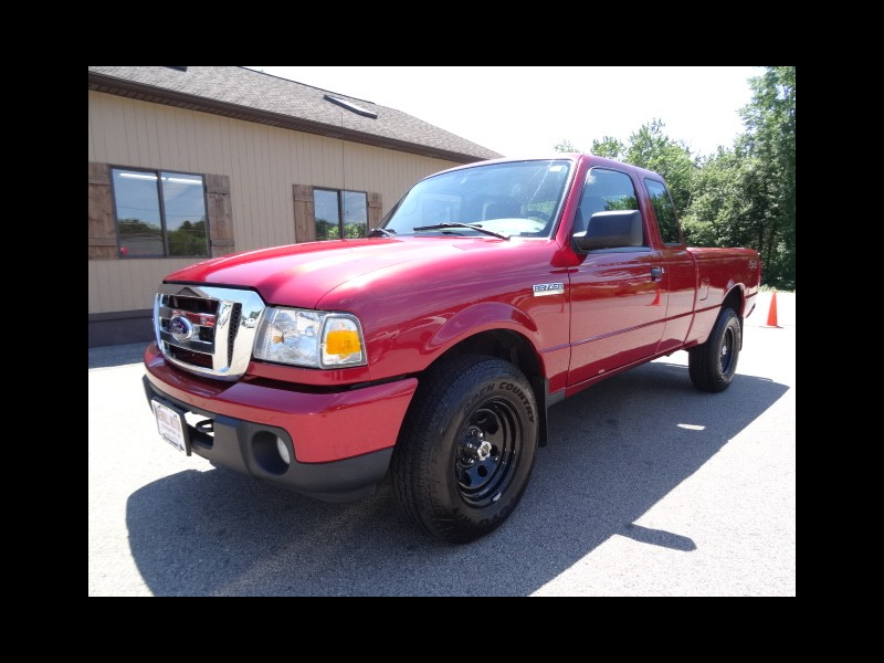 Ford Ranger FX4 Off-Road SuperCab 4WD 2009