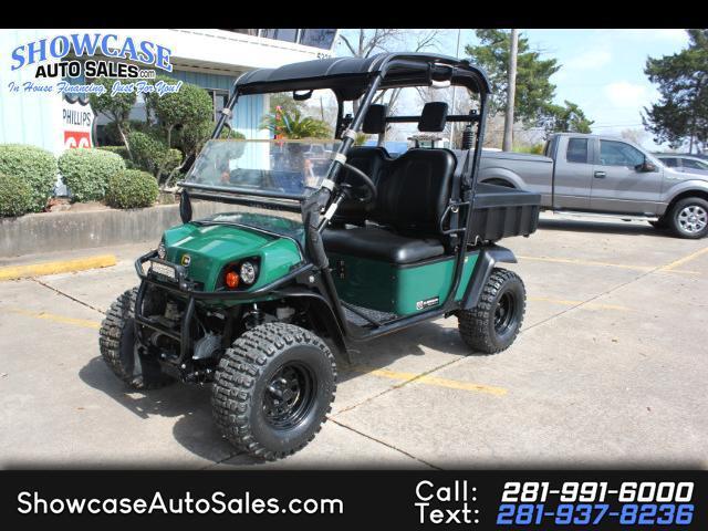 2016 Cushman Utility Cart