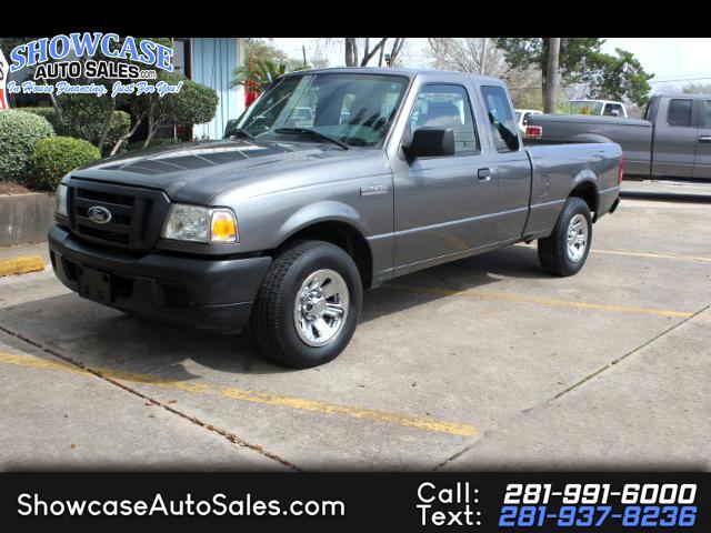 2007 Ford Ranger XLT SuperCab 4 Door 2WD