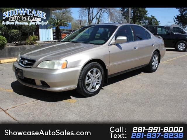 2001 Acura TL 3.2TL